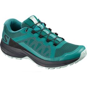 Salomon XA Elevate Shoes Women Deep Lake/Black/Eggshell Blue